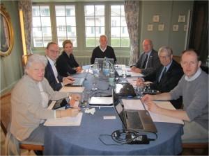 EBIM Curriculum meeting 2014