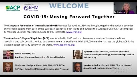 COVID-19, Moving Forward Together