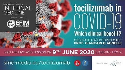 Tocilizumab in COVID-19. Which clinical benefit?