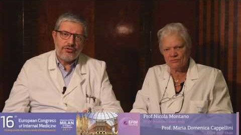 Prof. Maria Domenica Cappellini - video intervista