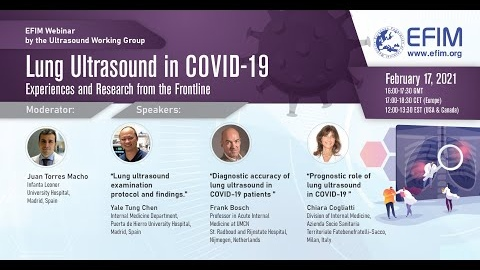 Lung Ultrasound in Covid-19: Experiences and Research from the Frontline