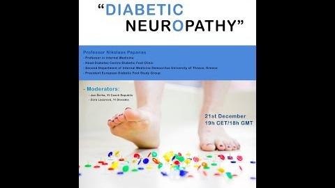 EFIM YI Webinar - Diabetic Neuropathy